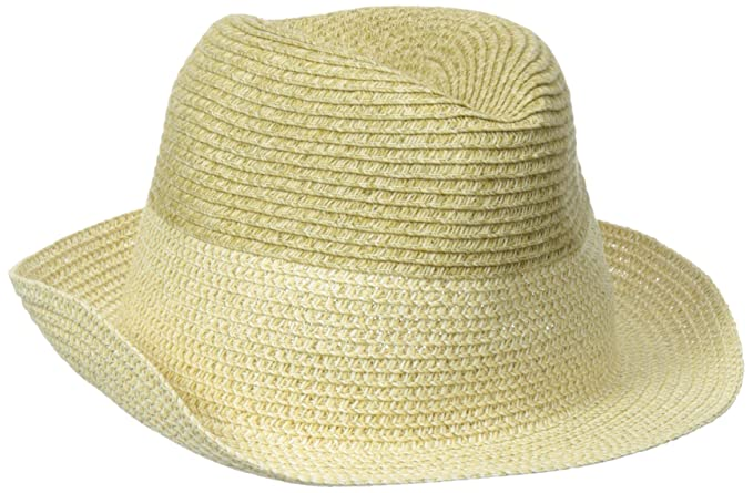 Physician Endorsed Women s Jackie G Small Packable Fedora Hat 774c54071262