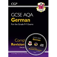 GCSE German AQA Complete Revision & Practice (with CD & Online Edition) - Grade 9-1 Course