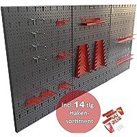 Kreher - Panel perforado para herramientas (3 secciones