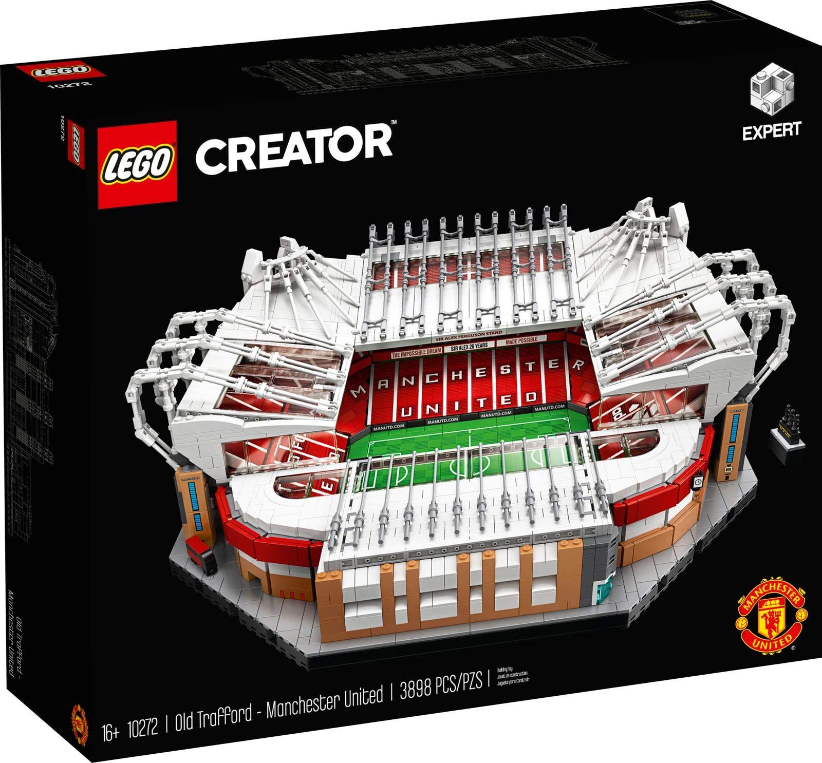 Lego Creator Manchester United - Old Trafford Stadium