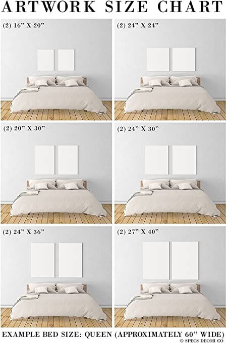 above bed decor minimalist art print set 3 bedroom decor Bedroom wall art over the bed