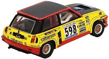 Scalextric Original Renault 5 Turbo, vehículo (Fabrica de Juguetes A10198S300)