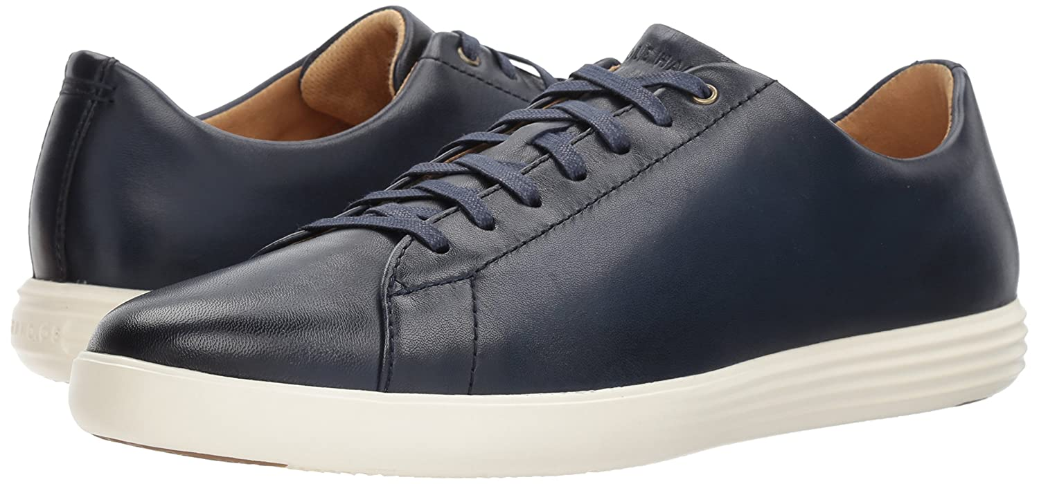 new style 038bf d53f3 ... Cole Haan Men s Grand Crosscourt II Sneaker 10.5 D(M) US Navy US ...