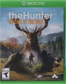 theHunter: Call of the Wild - Xbox One: Thq Nordic     - Amazon com