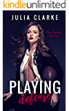 Playing Defense (The Rebels Book 2)
