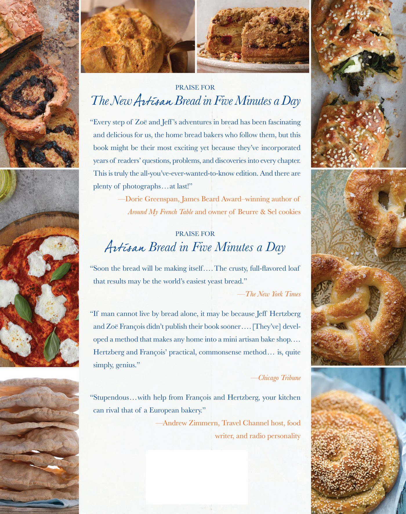 Gluten-Free Artisan Bread in Five Minutes a Day: The Baking Revolution Continues with 90 New, Delicious and Easy Recipes Made with Gluten-Free Flours by Thomas Dunne Books