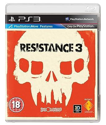 Resistance 3 (PS3): Amazon co uk: PC & Video Games
