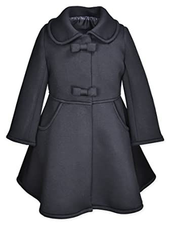 Widgeon Girls Fit and Flare Coat 3723