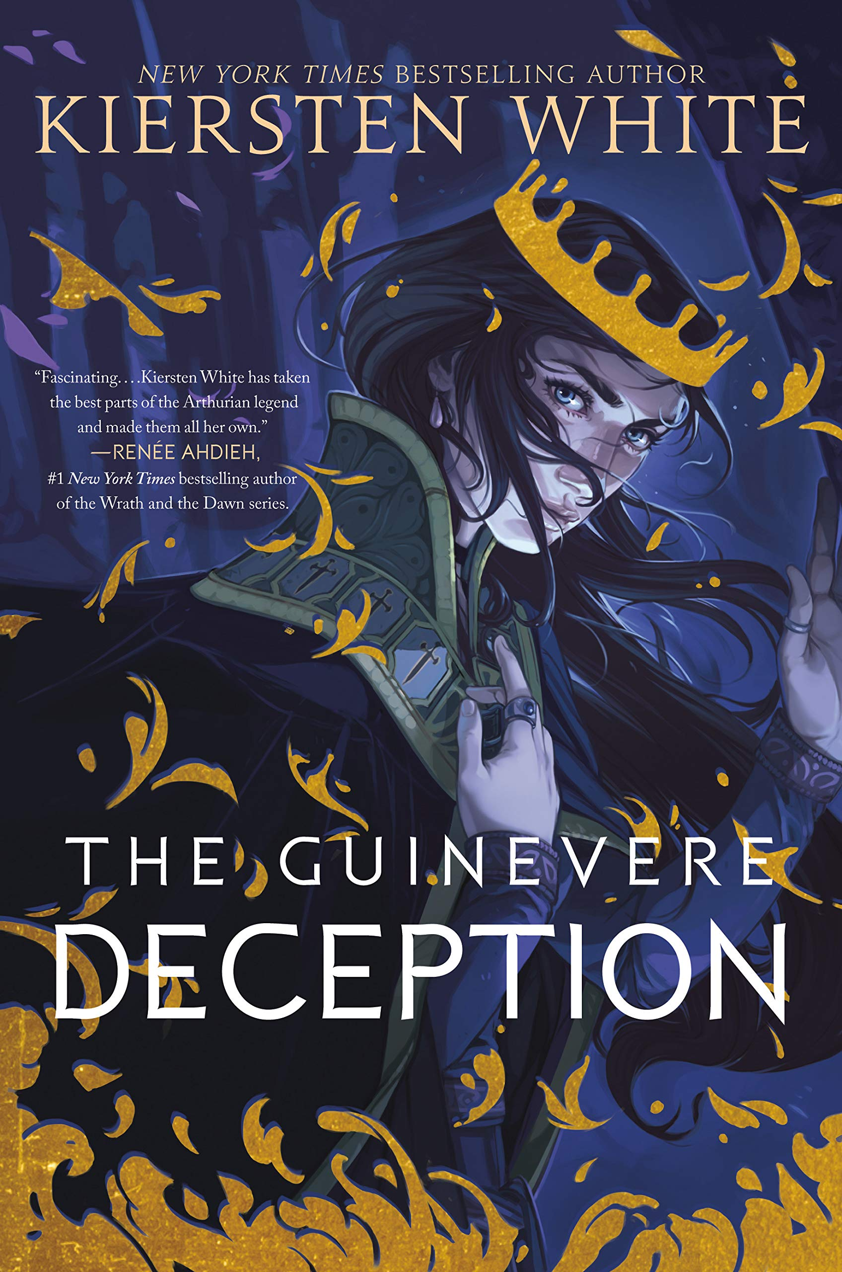 Amazon.com: The Guinevere Deception (Camelot Rising Trilogy ...