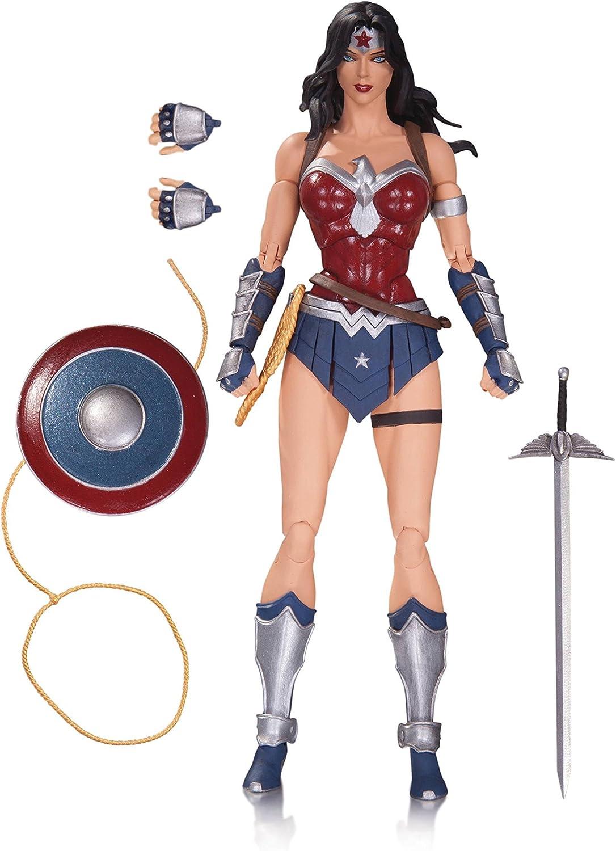 Dc Icons Wonder Woman Action Figure Dc Collectibles