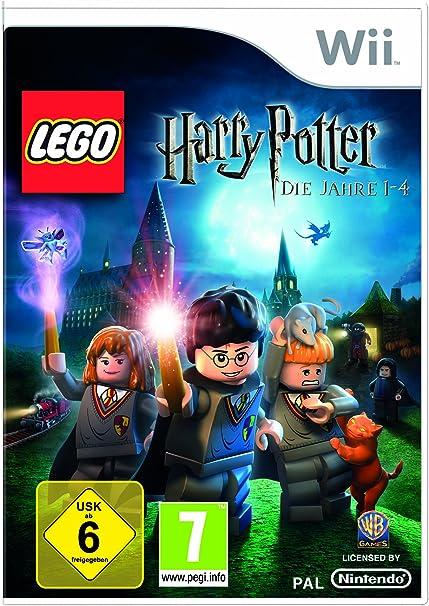 Lego Harry Potter - Die Jahre 1 - 4 [Importación alemana]: Amazon ...