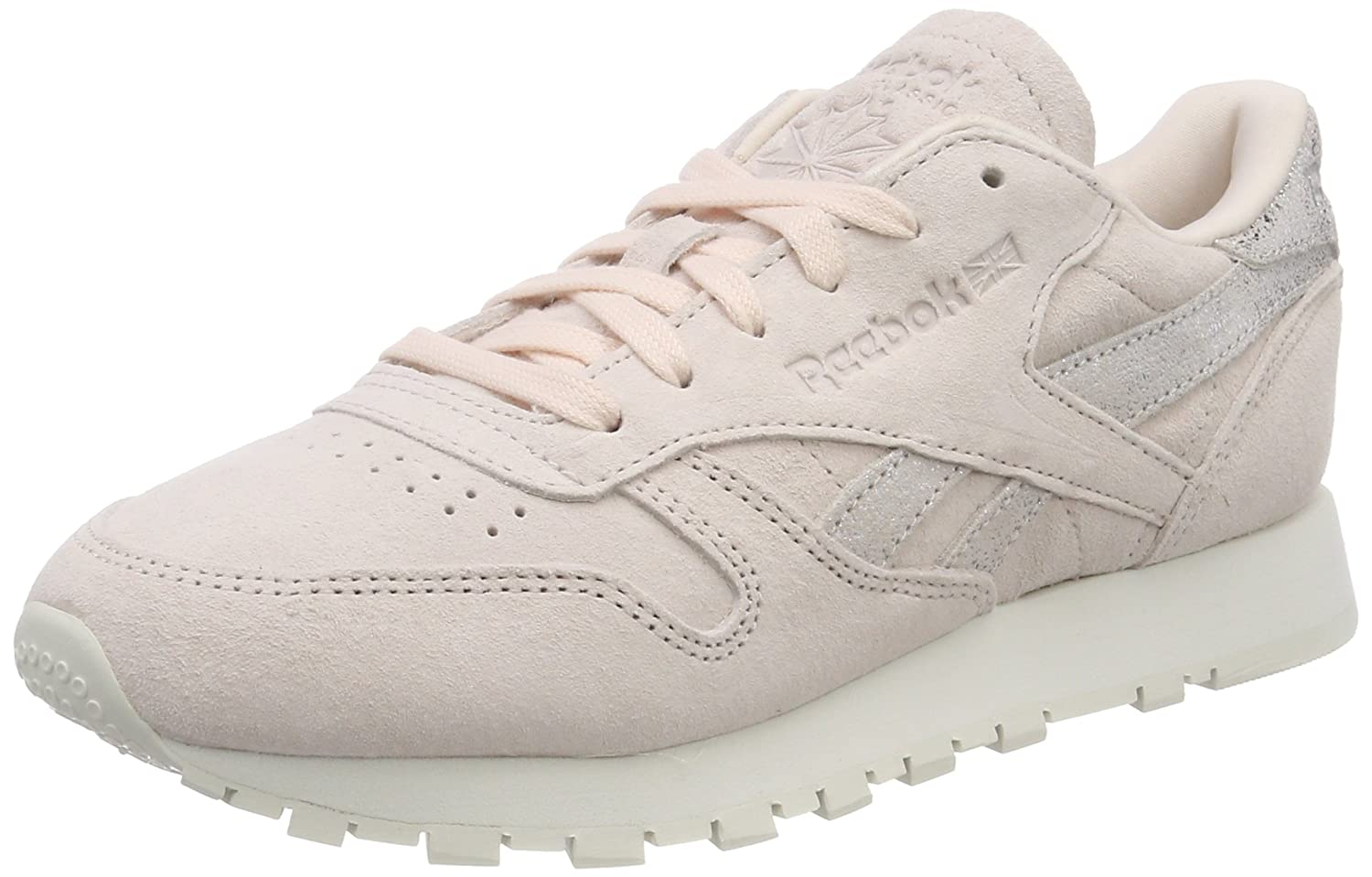 Reebok Classic Leather Shimmer, Zapatillas para Mujer