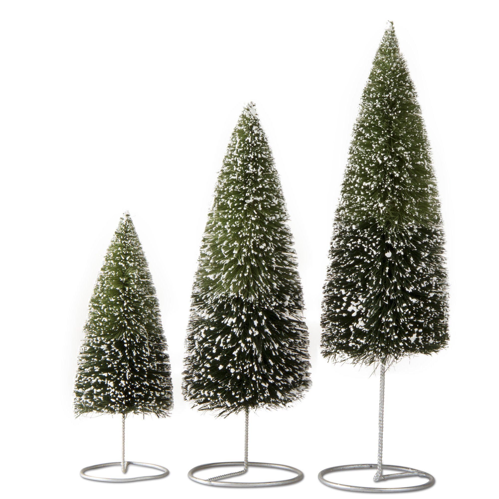 tag ltd Tag Woodland Trees Set of 3 by tag ltd