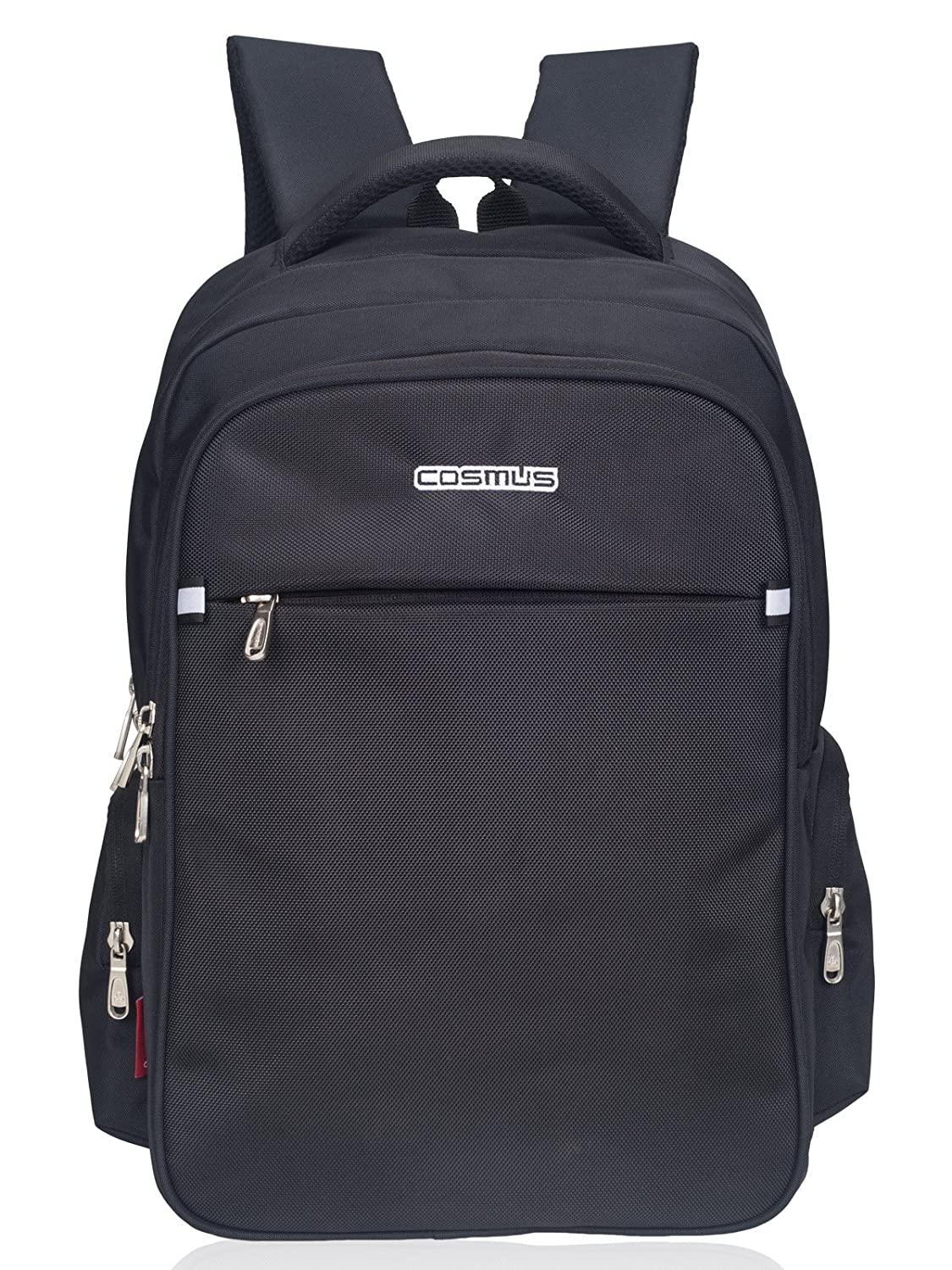 Cosmus Atomic 30 Litre Black Laptop Backpack