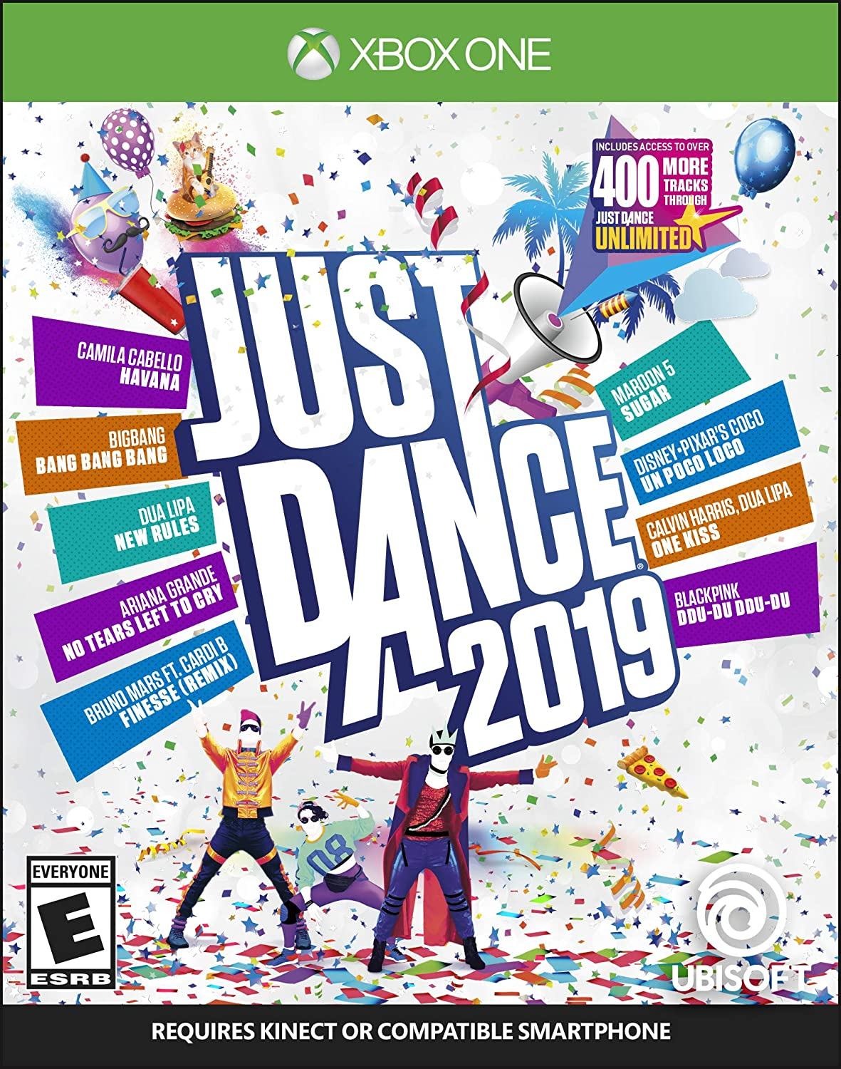 97c7bc560805c Amazon.com: Just Dance 2019 - Xbox One Standard Edition: Ubisoft: Video  Games