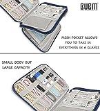 BUBM Electronics Travel Organizer, Double