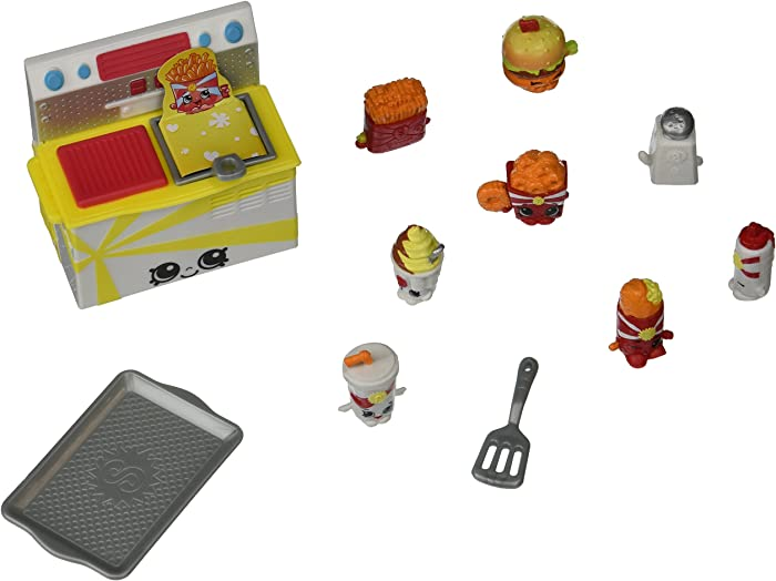 Top 10 Shopkins Season 3 Food Fair Pack