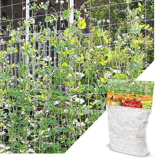Red para plantas trepadoras, soporte de plástico para plantas ...