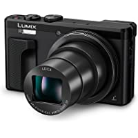 Panasonic Lumix ZS60 18MP 4K Ultra HD Digital Camera with 30x Optical Zoom (Black)