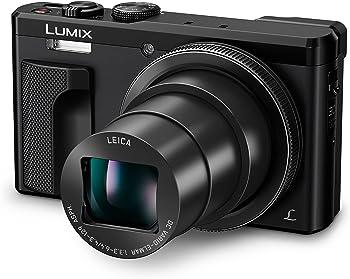 Panasonic Lumix ZS60 18MP 4K Digital Camera with 30x Optical Zoom