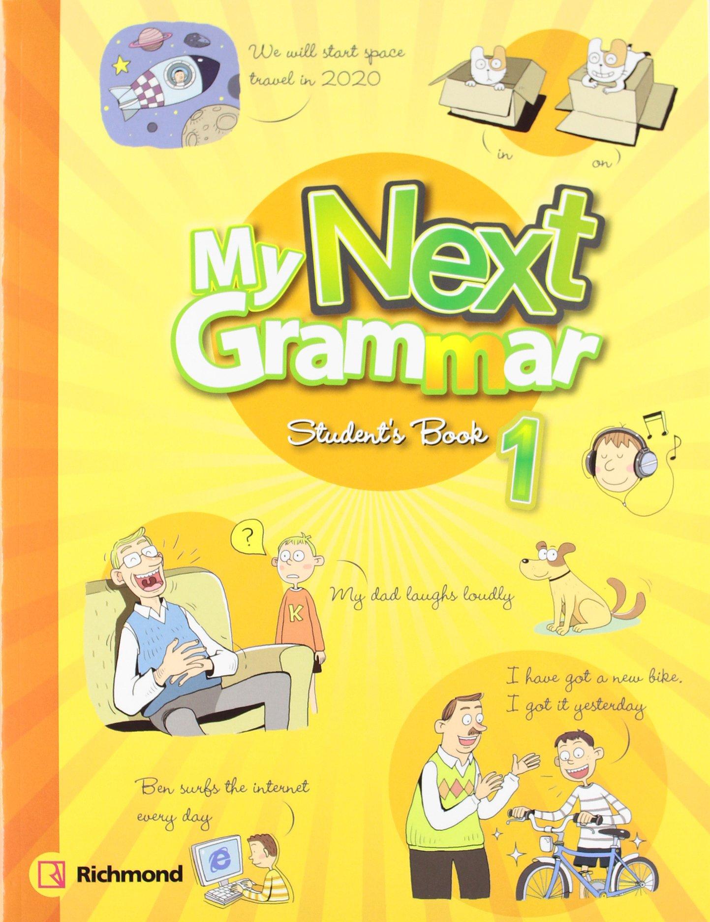 My Next Grammar 1 Student s Book Pack ebook