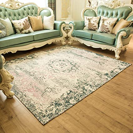 Amazon.com: Area Carpet Rugs Traditional Oriental Vintage Collection ...