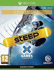 Xbox One Spiel Steep X Games [Nordic-PEGI] auf Deutsch spielbar