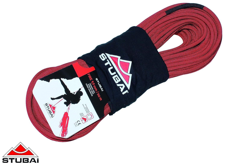 Kletterausrüstung Industrie : Stubai fire dynamik kletterseil 50m 2018 kletterausrüstung: amazon