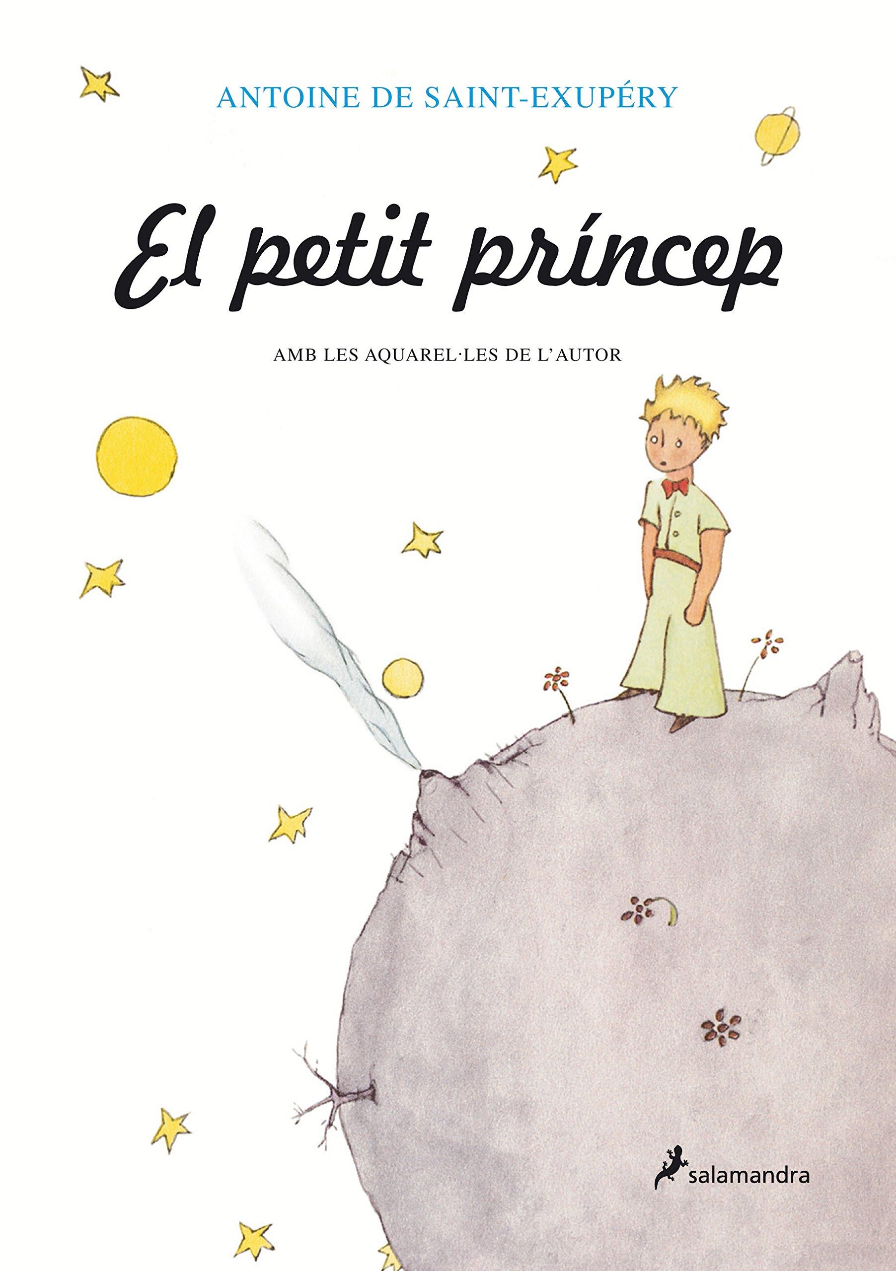 El petit princep (Infantil): Amazon.es: Saint-Exupéry, Antoine de: Libros
