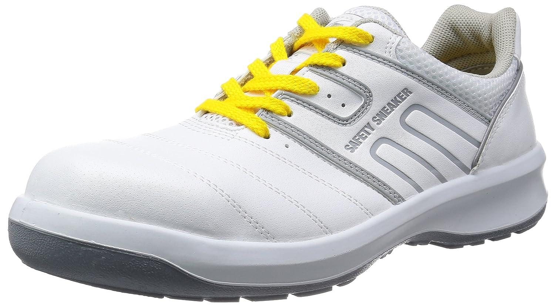 [ミドリ安全] 安全靴 スニーカー G3590 静電 B002QCY09W 22.5 cm|ホワイト ホワイト 22.5 cm