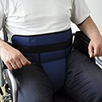 Cinturones de seguridad en suministros y equipo médicos