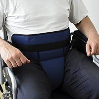 Cinturón de sujeción pélvico para silla de ruedas talla única