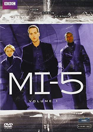MI-5 (a.k.a. Spooks) cover