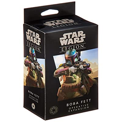 Star Wars : Legion - Boba Fett Operative Exp: Toys & Games [5Bkhe0501454]
