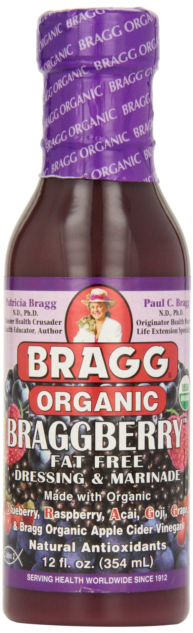 Bragg Organic Braggberry Fat Free Dressing & Marinade