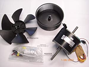Dometic Parts 3108706.916 Motor Kit Brisk Air