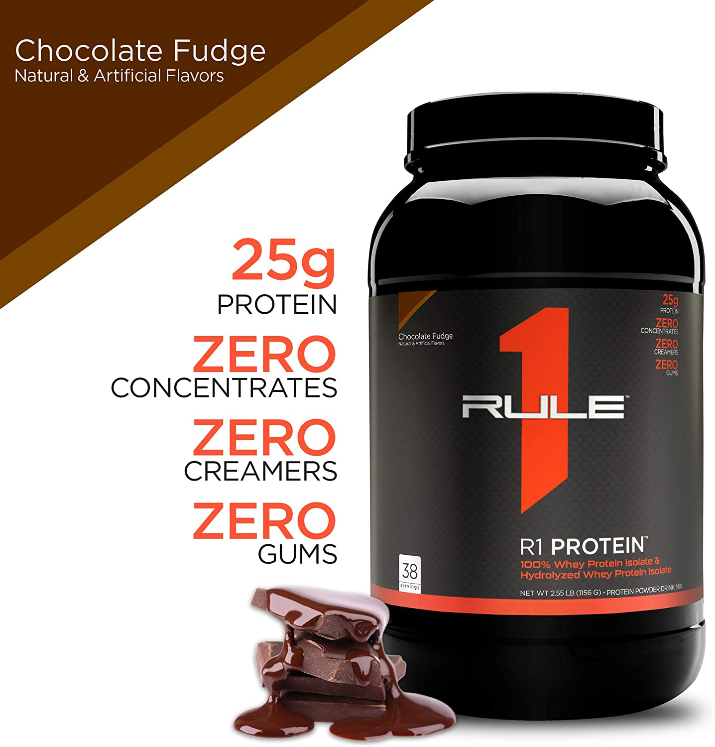 Rule1 R1 Protein (2.5lbs) 1140 g