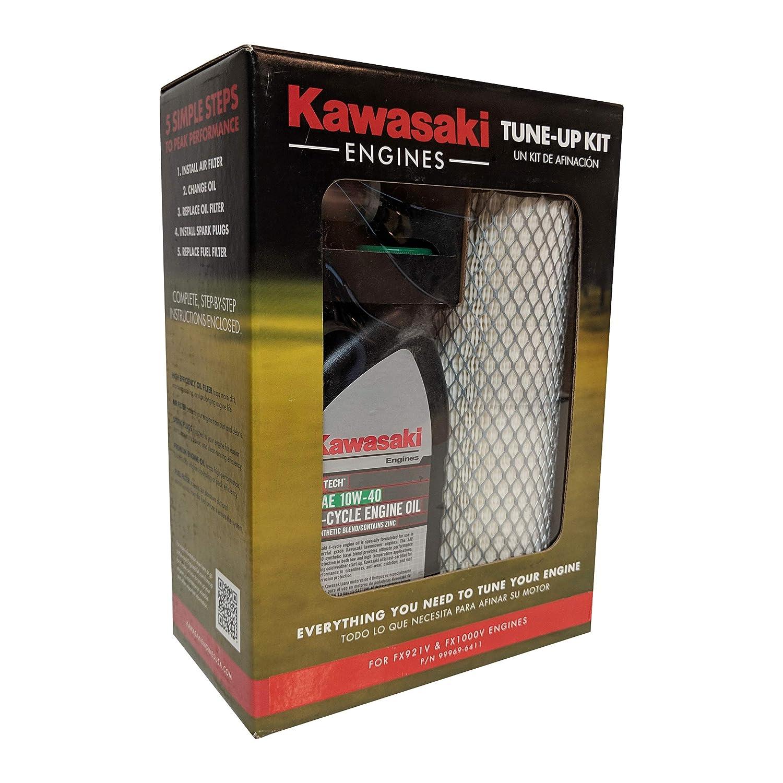 Amazon.com : Kawasaki 99969-6411 Power Tune-up kit, Black : Garden & Outdoor
