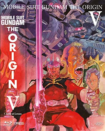 Risultati immagini per Mobile Suit Gundam - The Origin V - Clash at Loum