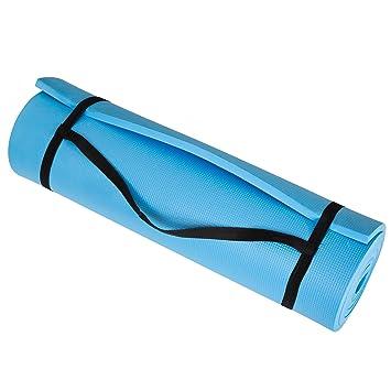 Wakeman Fitness Doble Cara - Esterilla de Yoga (71