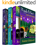 The Ripple Effect Cozy Mystery Boxed Set, Books 1-3: Three Complete Cozy Mysteries in One (A Ripple Effect Cozy Mystery)