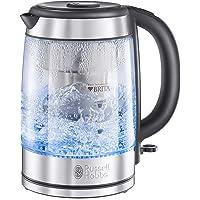 Russell Hobbs Brita Glass Kettle, Clear, RHK550