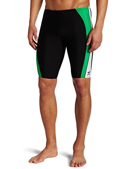 f2cb5eb8fe Amazon.com : Speedo Men's Sonic Splice Jammer Swimsuit : Athletic Swim  Jammers : Clothing