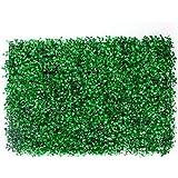 Jardimex Follaje Artificial Sintentico Muro Verde Pared Decoracion Casa Hogar Jardin Interiores Exteriores 15 Piezas…