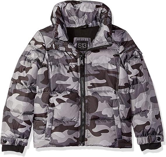 Beyond/_AV Kids Boys Girls Windbreaker Hooded Padded Coat