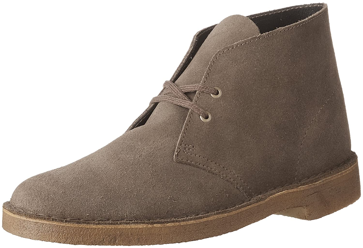 Olive Suede Clarks Men's Desert Boot Ankle Boots
