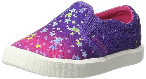Crocs Citilnnovlslpk, Zapatillas Infantil: Amazon.es: Zapatos y complementos