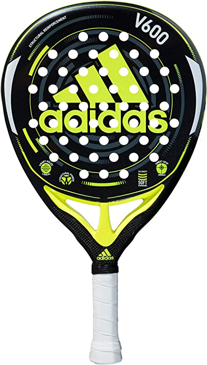 Adidas V600 Palas, Adultos Unisex, Amarillo, 375: Amazon.es ...