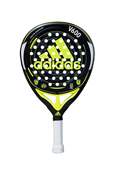 Adidas V600 Palas, Adultos Unisex, Amarillo, 375: Amazon.es ...