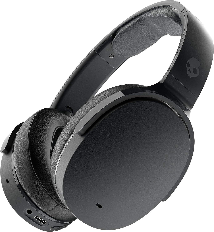 Skullcandy Hesh ANC Wireless Noise Cancelling Over-Ear Headphone - True Black myusamart